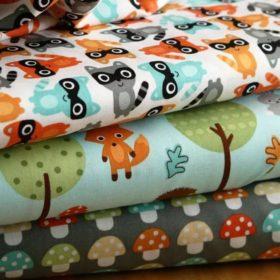Ткань для детской мебели
