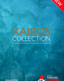 Коллекция натуральная замша Kairos
