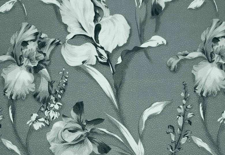 IRIS 004 Мебельная ткань Микровелюр IRIS