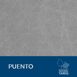 Коллекция рогожка PUENTO
